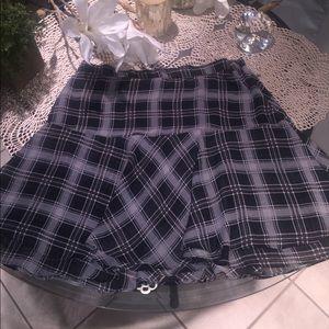 Dresses & Skirts - Black & White Skirt